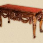 Мягкие кресла на основе красного дерева