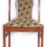 Мягкое кресло из бука