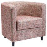 Мягкое кресло, выполненное из ясеня