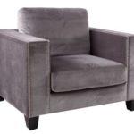 Мягкое сосновое кресло для дома