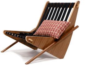 Необычные ламинатное кресло