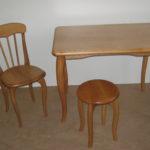 Ольха для изготовления кресла