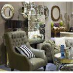 Оливковый цвет для оформления кресла