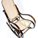 Ореховое кресло