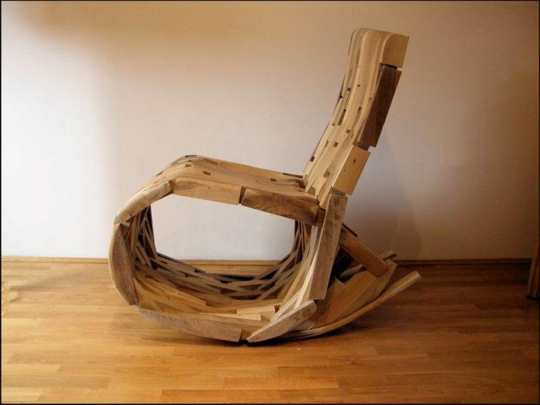 Из чего можно сделать кресло своими руками 681