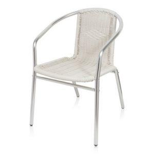 Оригинальное кресло, созданное из алюминия