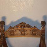 Оригинальный дизайн кресла из ореха