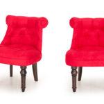 Особенности использования кресла в красном цвете