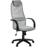 Практичное кресло, созданное из сетки