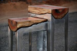 Применение алюминия для изготовления кресла