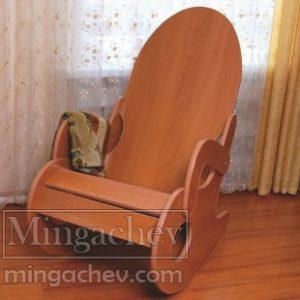 Применение кресла на основе ламината