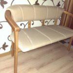 Кресла из массива березы