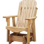 Садовое кресло на основе лиственницы