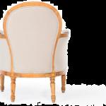 Современная мебель золотого цвета