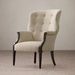 Современная модель кресла из осины
