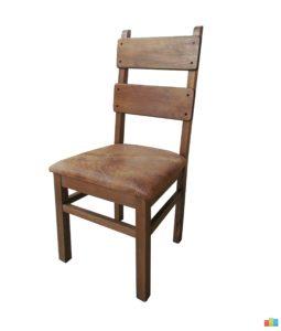 Современное кресло на основе бука