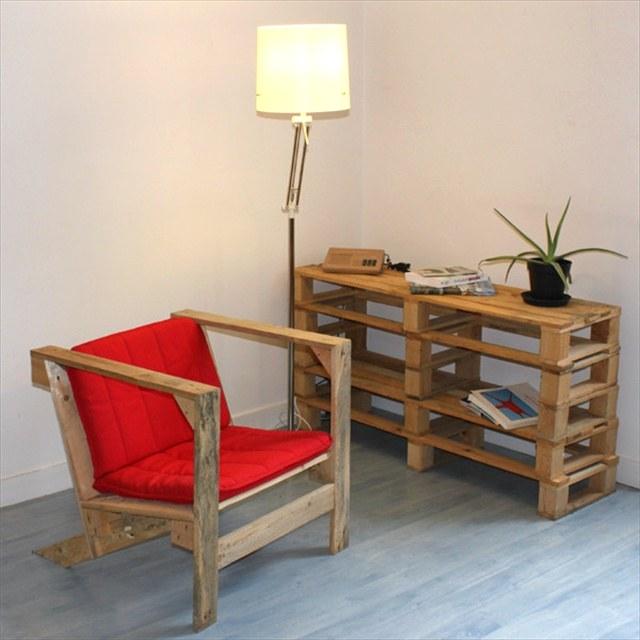 Современные кресла на основе поддона