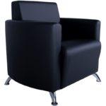 Современный дизайн красивого черного цвета