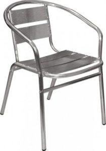 Удобное и прочное кресло на основе алюминия
