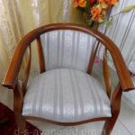 Удобнок кресло на основе ясеня