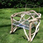 Как создать кресла из коряги своими руками
