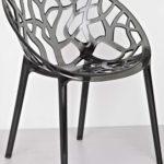Вариант пластикового кресла для дома
