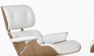 Выбираем белое кресло для дома