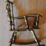 Выбираем кресло, созданное из бронзы