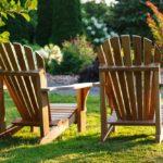 Применение лиственницы для изготовления кресла