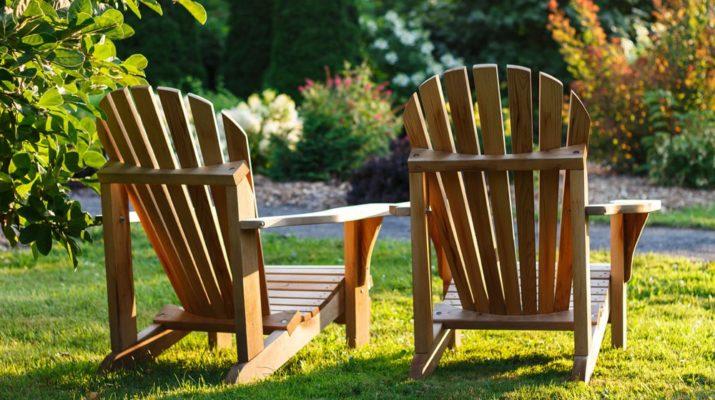 Выбираем кресло, созданное из лиственницы