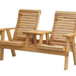 Выбираем лиственницу для изготовления кресла