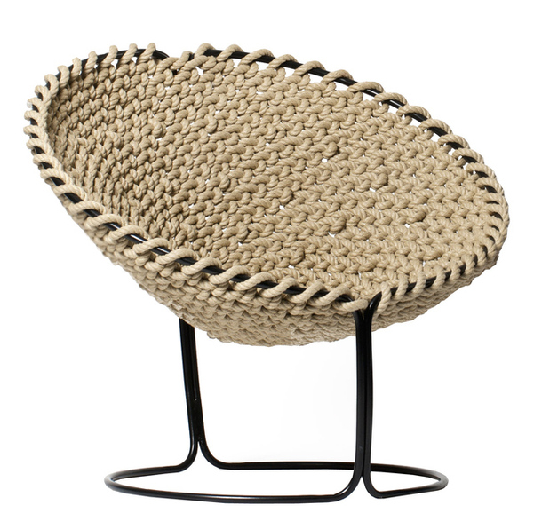 кресла из каната
