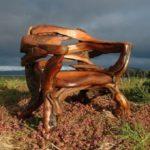 кресла из коряги