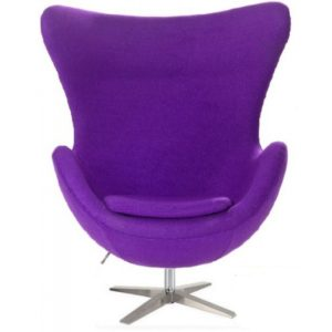 пурпурное кресло