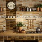 Украсит ли керамическая плитка ваш интерьер