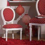 Как украсить мебель декоративной тканью: 4 совета по оформлению