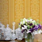 Ткань на стенах или что такое текстильные обои
