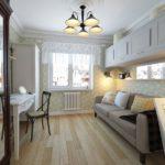 Проектирование комнаты для пожилого человека