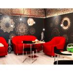 Эффективные методы выведения пятен с мягкой мебелью
