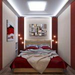 Секреты оформления маленькой спальни