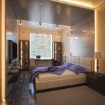 Способы оформления маленькой спальни