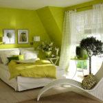 5 правил использования фисташкового цвета в интерьере