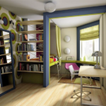 Как эффектно использовать комнатные перегородки
