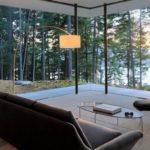 Стеклянные стены для красивого дизайна