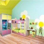Красивая детская комната: выбираем мебель
