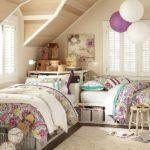 Удобная детская комната для двух детей