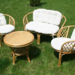 Плетеная мебель: разновидность и популярность