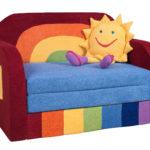Как выбрать детский диван: советы по выбору