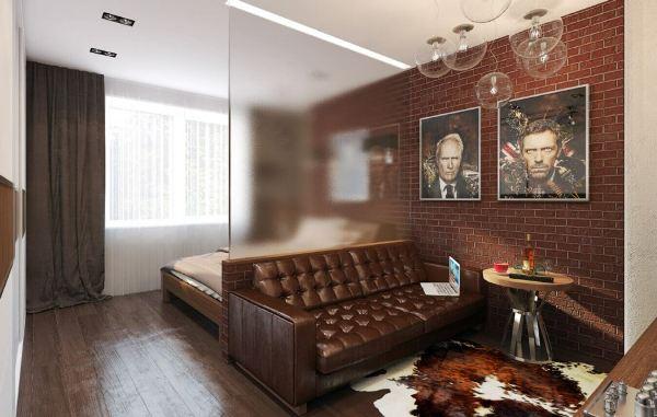 Foto-45-Klassicheskij-dizajn-spalni-i-gostinoj