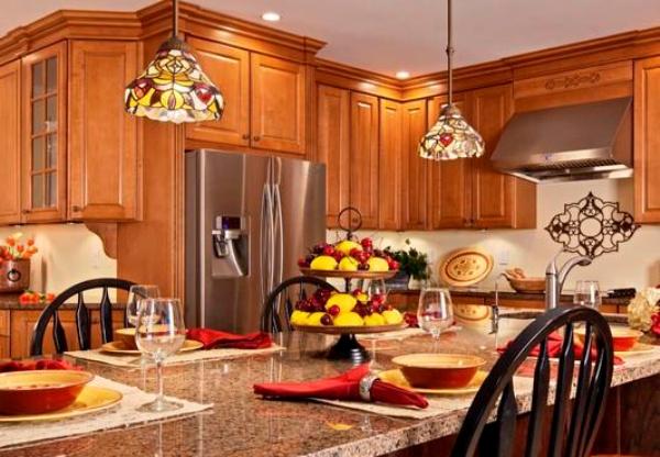 tiffany virtuve